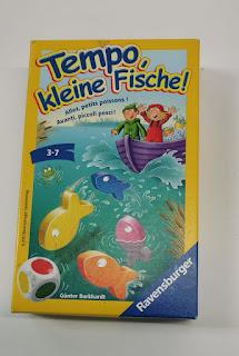 Tempo, Kleine Fische by Ravensburger