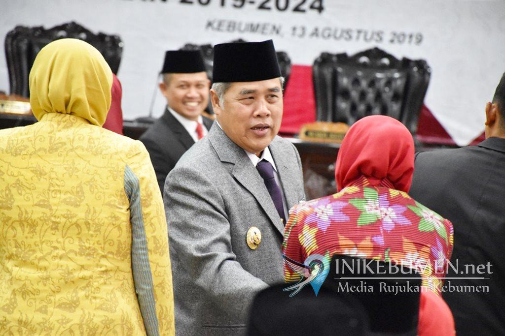 Banyak Agenda Penting, DPRD Kebumen Diminta Segera Bentuk Alat Kelengkapan