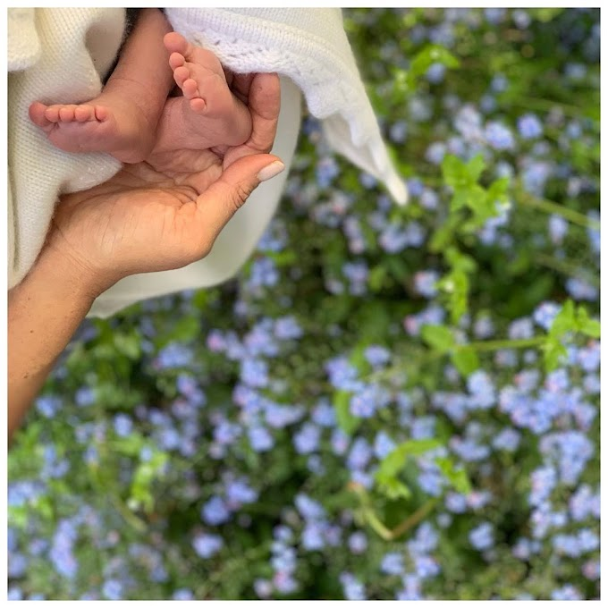 Here's a Cute Photo of Meghan Markle & Baby Archie on Mother's Day!