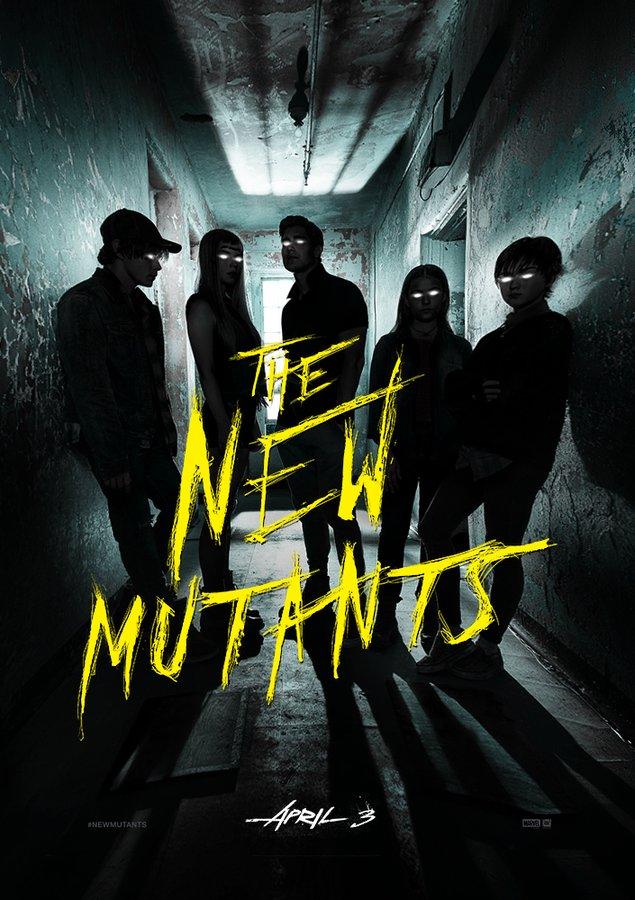 Os Novos Mutantes   Mais um pôster