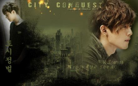 City Conquest Korean Drama Kim Hyun Joong new drama City