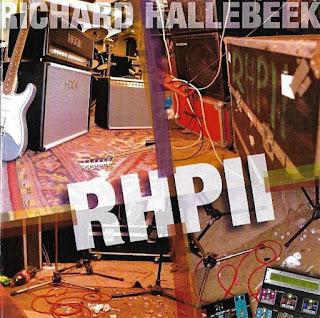 Richard Hallebeek RHP II - Pain In The Jazz