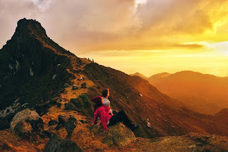mendaki gunung untuk pemula
