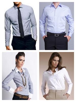 reglas en el uso de prendas