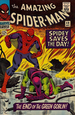 Amazing Spider-Man #40, the Green Goblin
