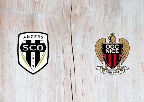 Angers SCO vs Nice -Highlights 01 November 2020