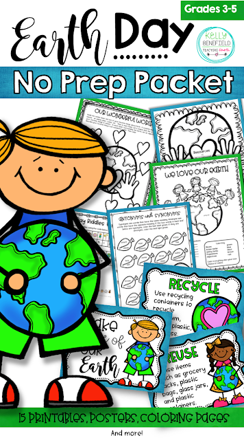 Colorful Reduce Reuse Recycle Posters Can Be Used For Bulletin Board Or Wall Displays And Coloring Sheets Booklet Are All Included Your Students