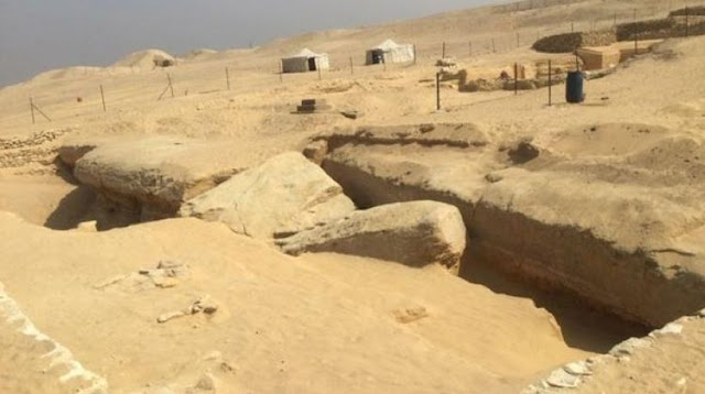 Dozens of mummies dating back 2,000 years found in Saqqara