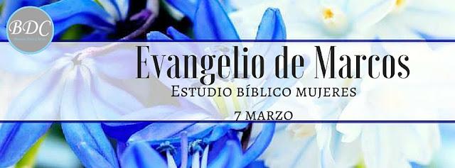 Iniciamos el estudio bíblico del {Evangelio de Marcos}. Estudio en línea para mujeres. Plan de lectura, diario devocional gratuito y devocional para niños.