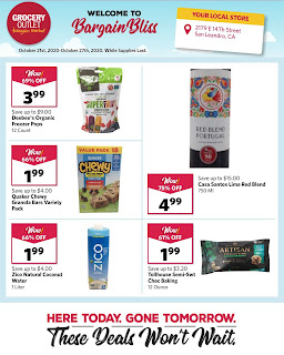 ⭐ Grocery Outlet Ad 10/28/20 ⭐ Grocery Outlet Weekly Circular October 28 2020