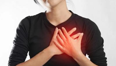 3 Gejala Serangan Jantung pada Wanita