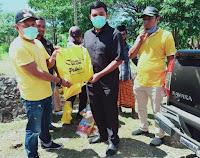 Fraksi Partai Golkar Kabupaten Bima Gelar Aksi Peduli Melawan Covid19