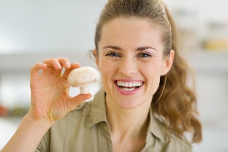 Τρέμεις τις ρυτίδες; Φάε μερικά μανιτάρια
