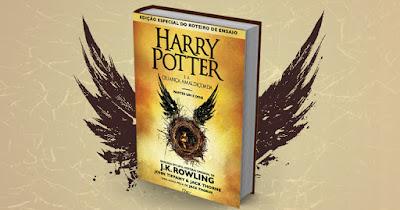 [Resenha] Harry Potter e a Criança Amaldiçoada