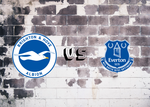 Brighton & Hove Albion vs Everton  Resumen