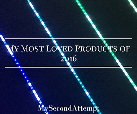My Most Loved Products of 2016