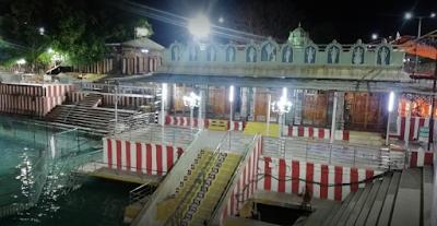 Varahaswamy Temple Tirumala Story