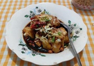 Wajib Dicoba, Tepo Tahu Makanan Kuliner Khas Ngawi