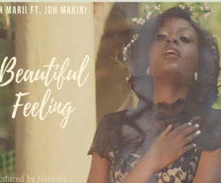 AUDIO | Rin Marii Ft JOH MAKINI - BEAUTIFUL FEELING | Download mp3