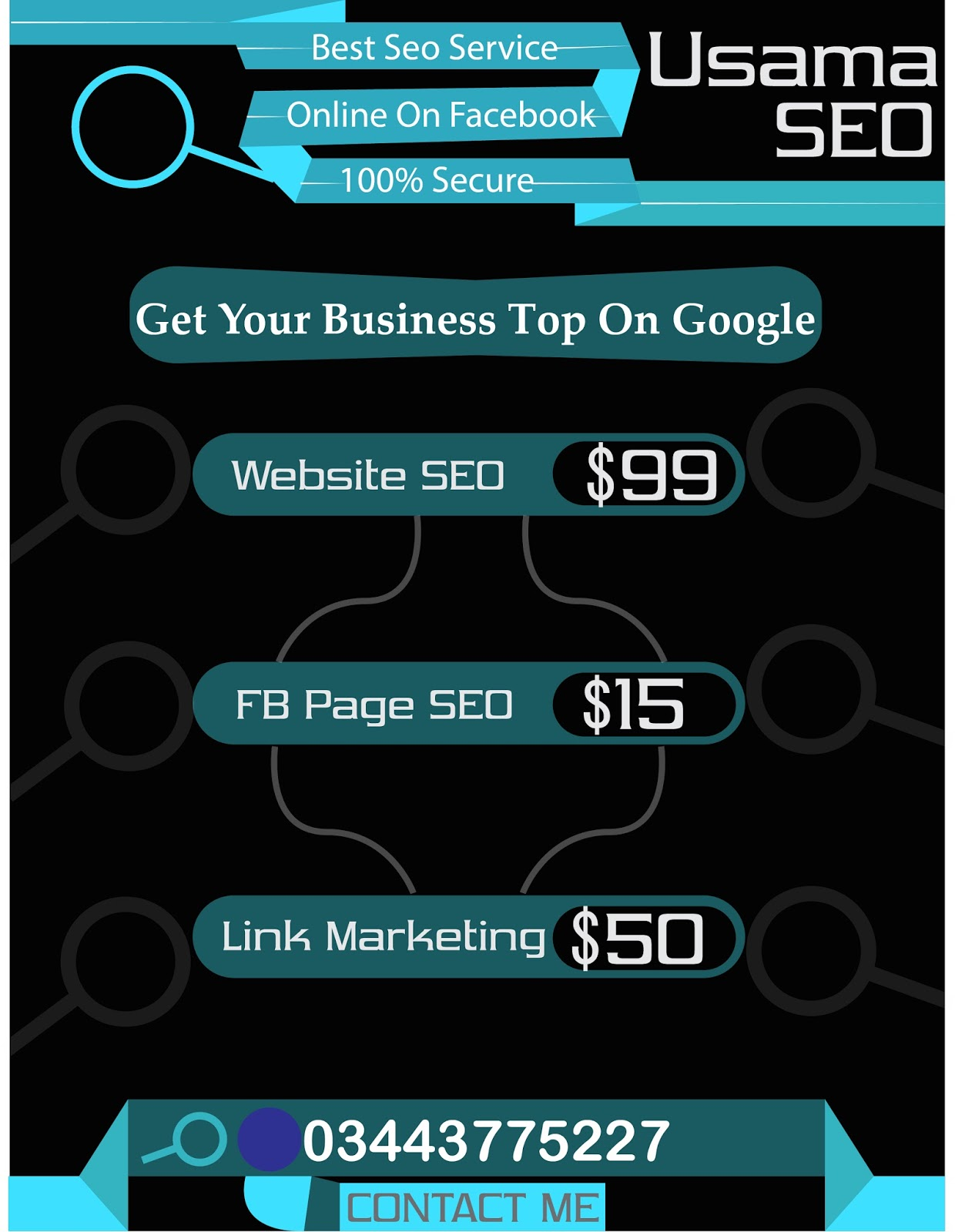 Top SEO, S M M services and content writing in Hyderabad