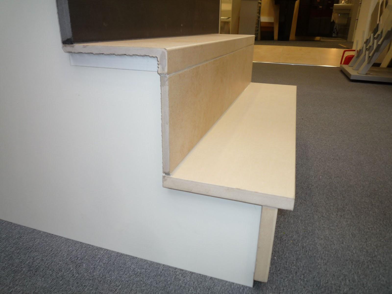 fliesen mit oder ohne schiene fliesenschienen dekorativer kantenschutz obi. Black Bedroom Furniture Sets. Home Design Ideas