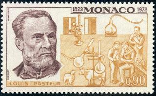 Monaco Chemist Louis Pasteur