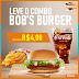 Combo Bobs Burguer por apenas R$4! - Clientes ELO