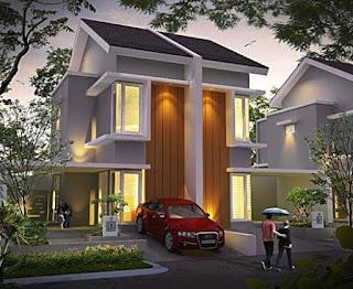 rumah minimalis 2 lantai - rumah interior lampung