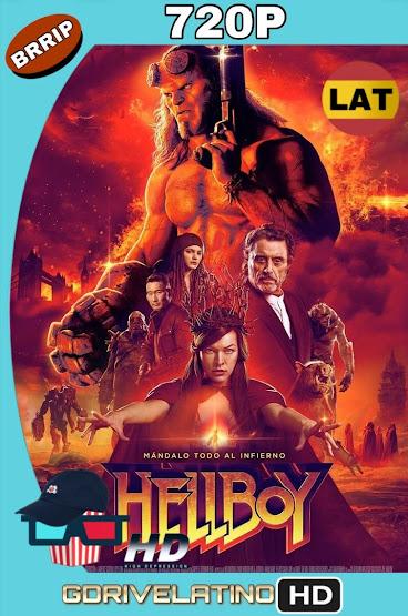 Hellboy (2019) BRRip 720p Latino-Ingles MKV