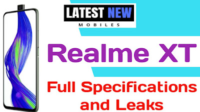 Realme XT full Specifications