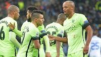 Dynamo Kyiv  vs Manchester City 1-3 Video Gol & Highlights