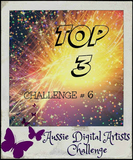 Aussie Digital Artists Challenge #6