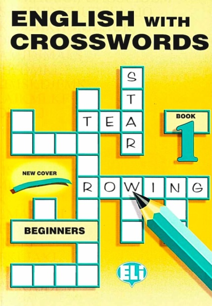 English with Crosswords Book 1 Beginners (+CD-Rom)