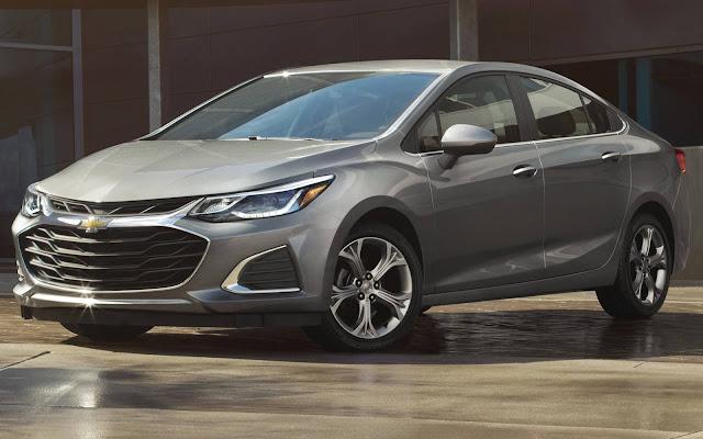 Novo Chevrolet Cruze 2020