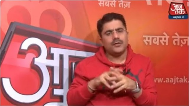 Aaj Tak's Rohit Sardana passes away