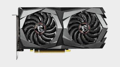 NVidia GeForce GTX 1650、Max-Qデザイン、フルドライバーのダウンロード