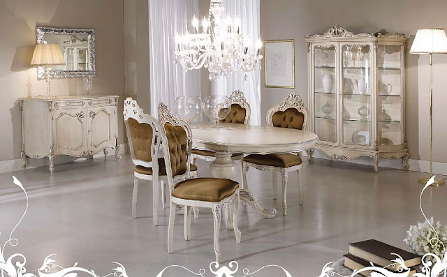 meuble salle a manger design italien. Black Bedroom Furniture Sets. Home Design Ideas