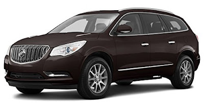 2017 Buick Enclave by Buick