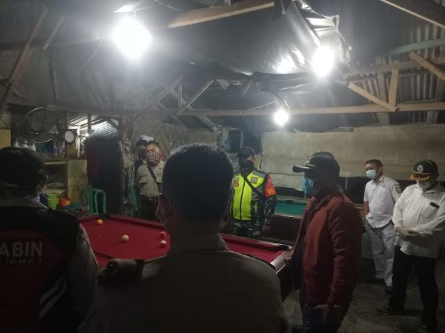 Pandemi Corona, Forkopimcam Ujung Padang Kabupaten Simalungun Himbau Masyarakat Patuhi Physical Distancing dan Budaya Hidup Sehat