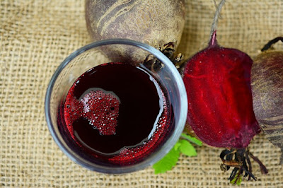 Beetroot and Beetroot juice drink