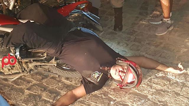 Vigilante é morto a bala próximo aos Bombeiros em Sousa