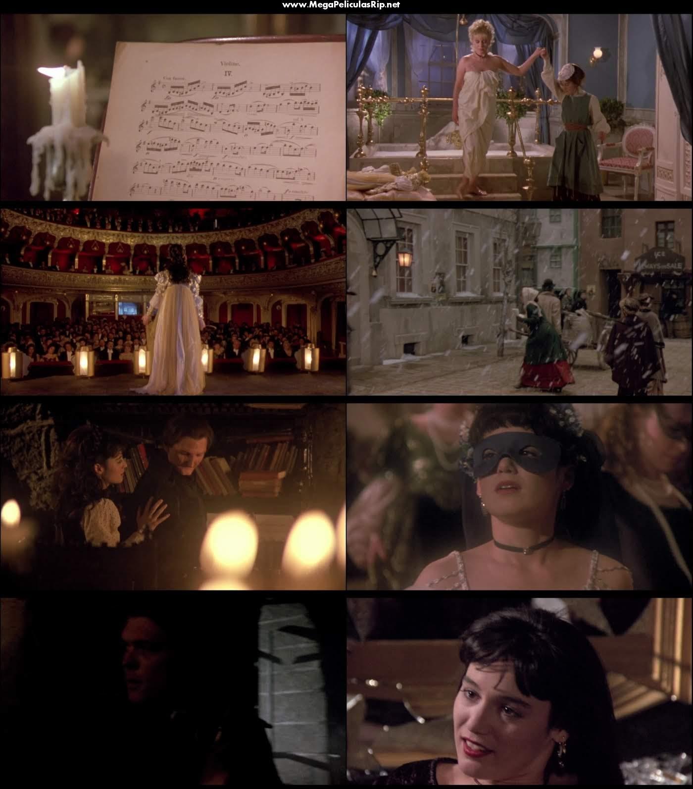 El Fantasma De La Opera 1080p Latino