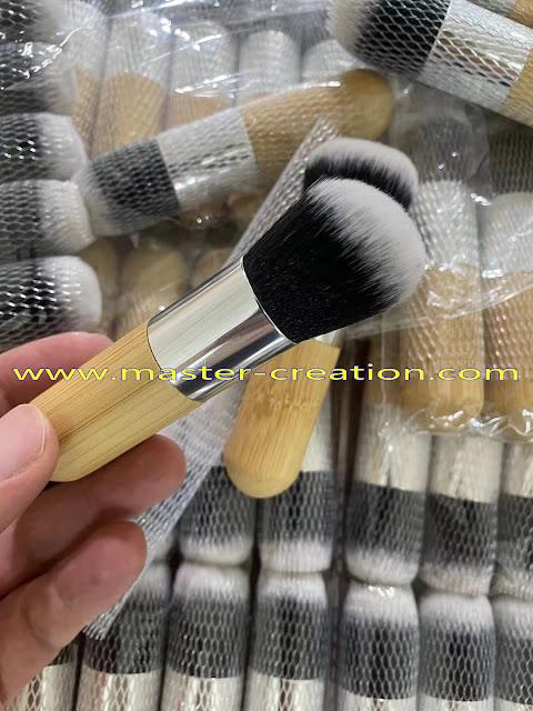 bamboo cosmetic brush