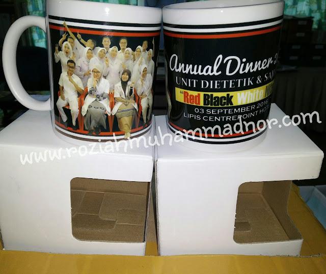 Printed mug murah di setapak
