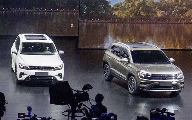 novo SUV VW concorrente do Compass