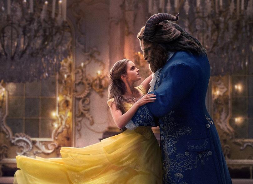 Inspiração do filme a bela e a fera