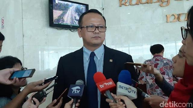 Edhy Prabowo: Politisi Gerindra yang Gantikan Susi Jaga Laut RI