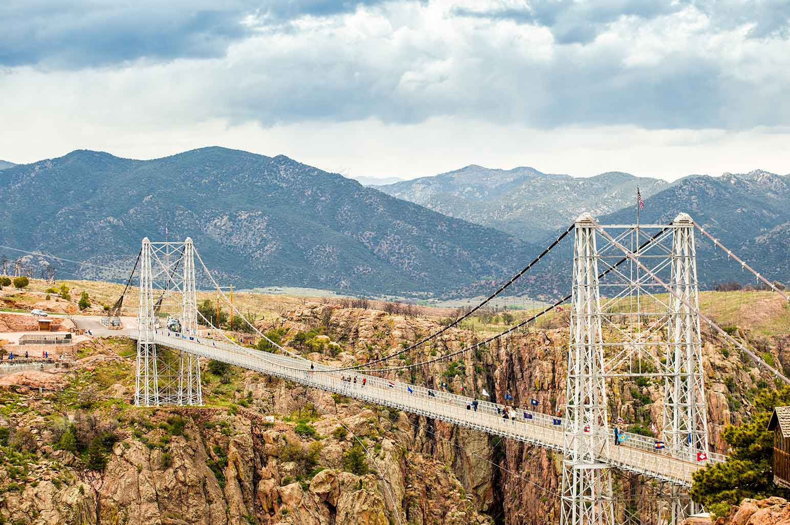 Royal Gorge Bridge - Hidden Gems to Explore in Colorado