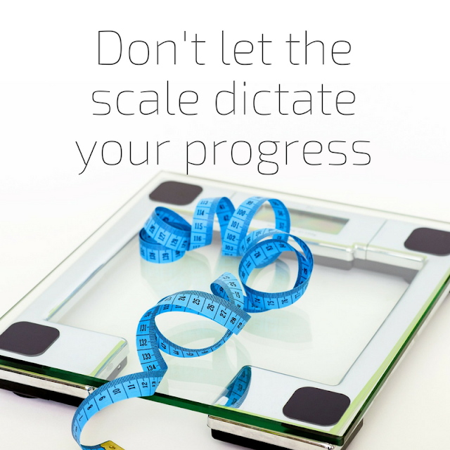 Don't let the scale dictate your progress #FattoFit
