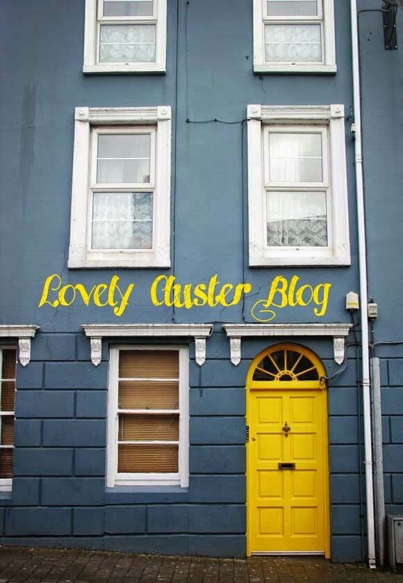 Lovely Cluster Blog photography house